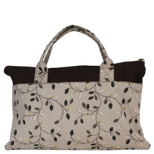 Sylvia Bag front on view by Tall Amy Bags
